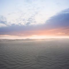 """""""USA, Utah, Little Sahara, sunrise on desert"""""""