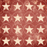 Grunge stars background