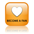 BECOME A FAN Web Button (follow us social networking like share)