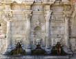 Leinwanddruck Bild - Rethymno