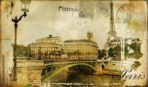 wspomnienia-o-paryzu-tlo-w-stylu-vintage