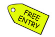 Yellow free pass/entry
