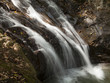 """""""Costa Rica, Fast flowing waterfall"""""""
