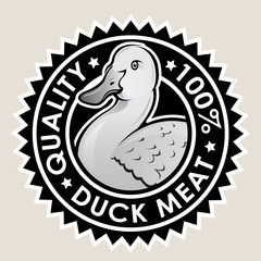 Duck Meat Quality 100% Seal