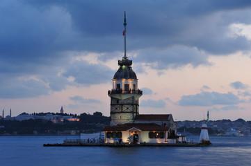 Maiden Tower - Maiden's Tower - Leandros Tower - Kızkulesi