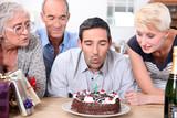 Birthday in family