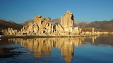 Tufa on Mono Lake, California
