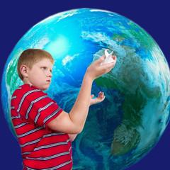 Peace - Earth Hope