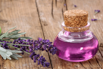 Wellness with lavender