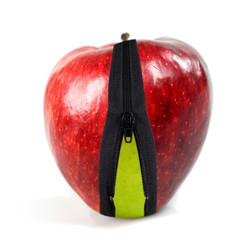 Mela rossa e verde nutrizione