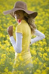 Beauty In A Field