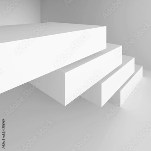 Plakat Modern Architecture Background