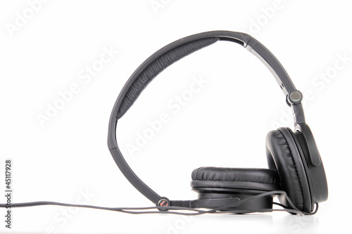 earphone isolated