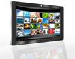 Tablet PC mit Fotoshow
