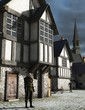 Medieval Town Watchman