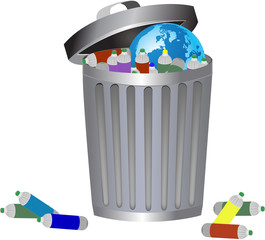 container recyclables