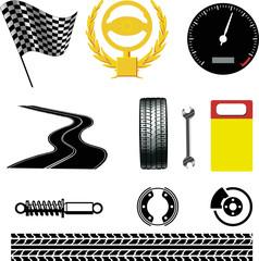 Rennsport Autowerkstatt