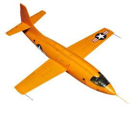 Jet plane.