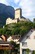 Switzerland - Sargans Castle