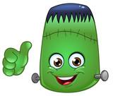 Frankenstein emoticon