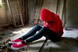 Teenager Verzweiflung