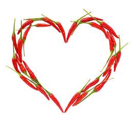 Chili Herz