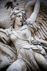 Arc de Triomphe Statue