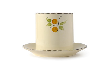 Cup and Saucer, Joined