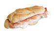 Italian sandwich 3