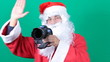Santa's  photographing