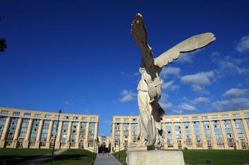 Place de l'Europe à Montpellier
