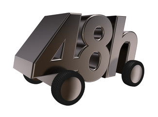 48h delivery