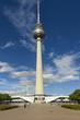 Fototapeten,fernsehturm,berlin,alexanderplatz,alex