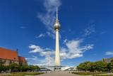 Fototapety Fernsehturm, Berlin