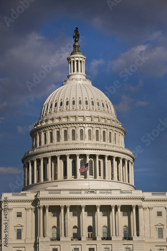 U.S. Capital Building in Washington D.C.