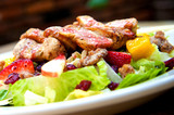 Tropical Cranberry Chicken Salad