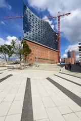 Elbphilharmonie in der Hafencity, Hamburg