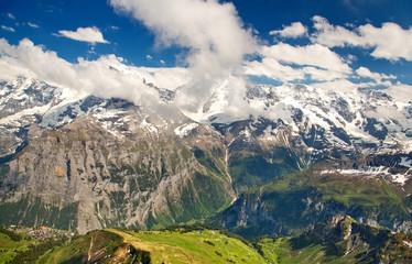 Alps, Switzerland