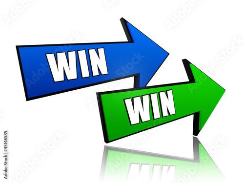 win win in arrows