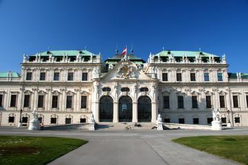 Upper Belvedere Castle, Vienna