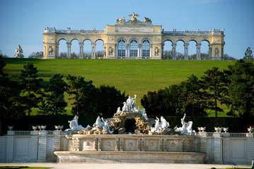 Gloriette, Schönbrunn park, Vienna