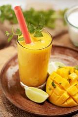 Smoothie Mango Limette