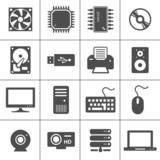Computer Hardware Icons