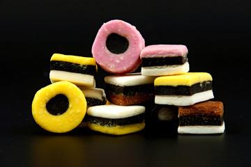 bunte süßigkeiten #7