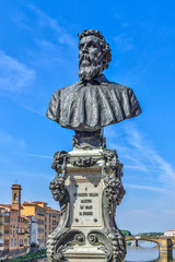 Florence Cellini bust