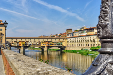 Florence Golden Bridge