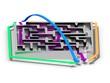 Solutions pour le labyrinthe