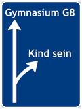 Gymnasium G8 poster