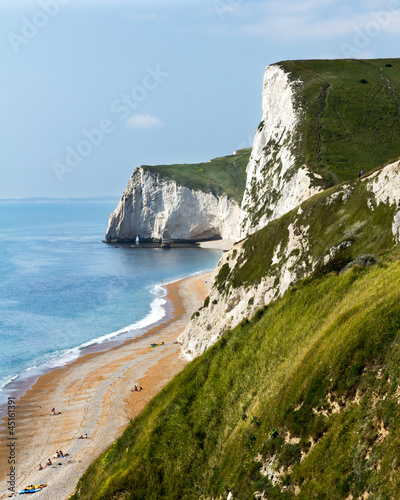 Coast at Durdle Door