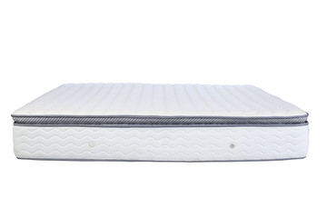 Softness of the mattress supported by layers inside fabric seal